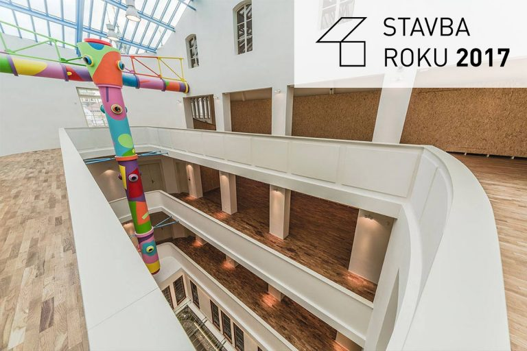Building of the year – The Gallery of Modern Art in Hradec Kralove