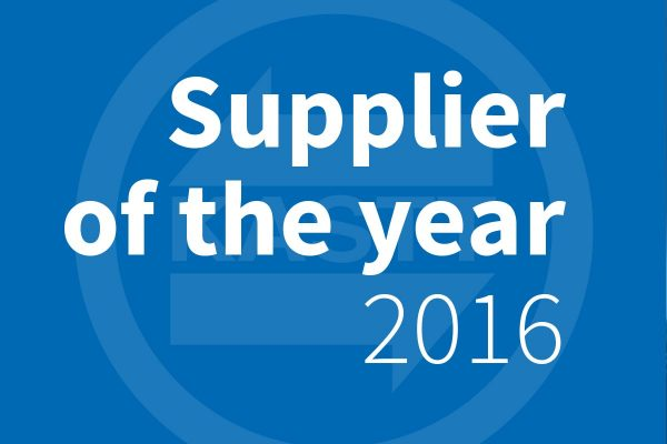 "Prestigious ""Supplier of the Year 2016"" award by Wolf GmbH"