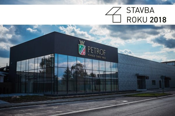 Building of the year 2018 of Hradec Kralove region - PETROF Gallery