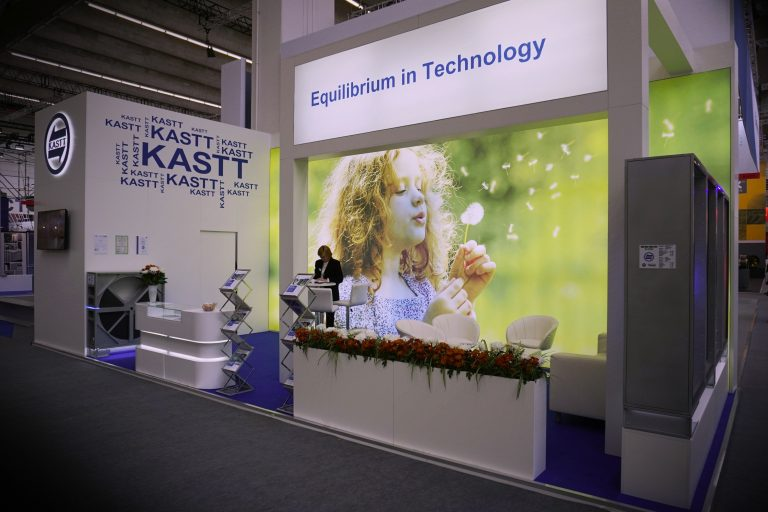 KASTT company at ISH2019 fair!
