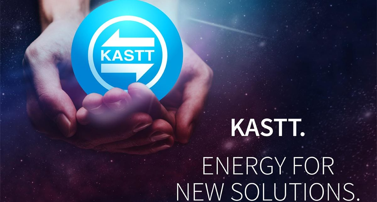 Let us introduce the new KASTT slogan